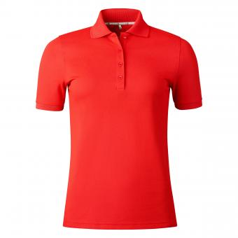 Polo Active 4.0 Pique - Damen - Rot | 44/2XL
